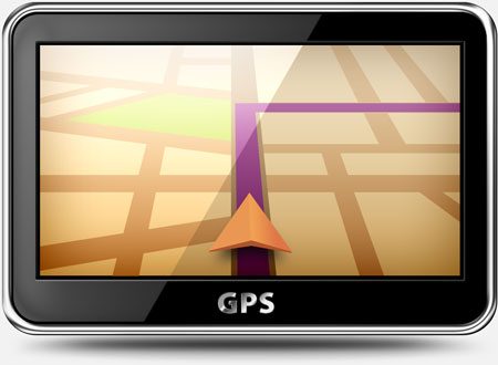 GPS Map to FBC