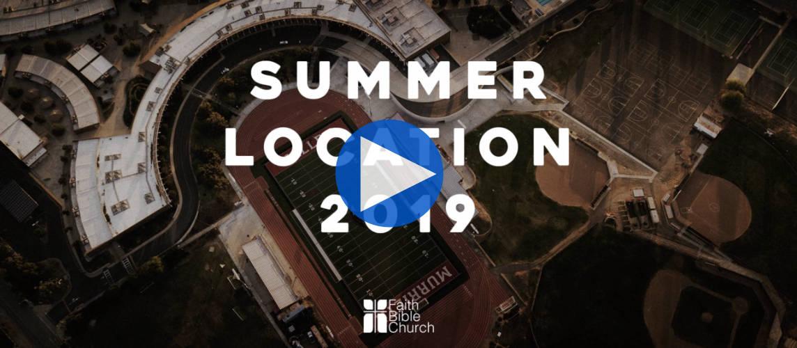 Summer Location Video